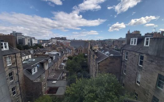 Superb Central Edinburgh Investment Opportunity View